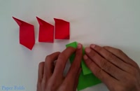 درست کردن یک مکعب کاغذی جادوئی