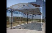 سایبان پارکینگ | سقف پارکینگ | پوشش پارکینگ | ساخت پوشش پارکینگ 021.26207536