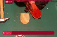 آموزش دوخت کفش چرم - چگونه صندل بسازیم