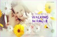 پروژه آماده افترافکت تبریک روز مادر