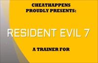 پیش نمایش چیت بازی Resident Evil 7