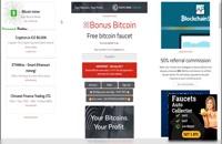 کسب درآمد از Bonus Bitcoin