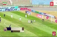 خلاصه مسابقه فوتبال پیکان 2 - ماشین سازی 2