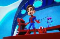 عنکبوتی و دوستان شگفت انگیزش فصل اول قسمت اول
