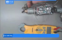 آموزش تعمیر کولر گازی - روش کار شیرفلکه گاز میلی ولت و ترموکوپا 750 میلی ولت
