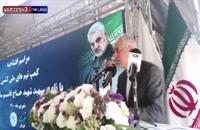 صحبتهای سجادی در حاشیه افتتاحیه کمپ تیم ملی کشتی