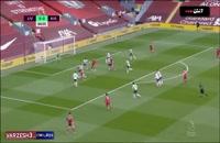 خلاصه مسابقه فوتبال لیورپول 2 - استون ویلا 1