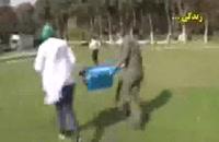 ویدیو کمتر دیده شده انتقال قلب زنده از مشهد به تهران
