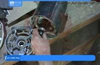 آموزش تعمیر کولر آبی - تعمیرموتور کولر