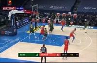 خلاصه بازی بسکتبال اوکلاهاما سیتی - میلواکی باکس