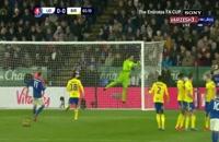 خلاصه بازی لسترسیتی 1 - بیرمنگام 0