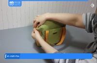 آموزش دوخت کیف - آموزش دوخت کیف لپ تاپ
