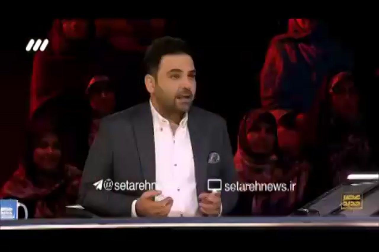 احسان علیخانی طرفدار کدام تیم فوتبالی است؟