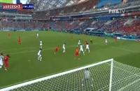 گلهای روملو لوکاکو در جام جهانی