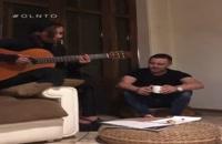 اجرای زنده دلبر ناب از ناصر زینعلی