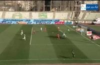 خلاصه مسابقه فوتبال سایپا 1 - تراکتور 2