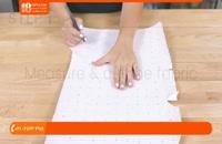 آموزش دوخت سرویس آشپزخانه - آموزش دوخت دستکش فر