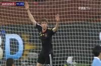 گلهای توماس مولر در تاریخ جام جهانی فوتبال