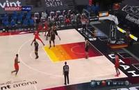 خلاصه بازی بسکتبال یوتا جاز - اوکلاهما سیتی تاندر