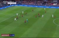 خلاصه بازی اسپانیا - فرانسه