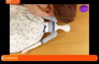 دوخت عروسک تیلدا - آموزش دوخت عروسک تیلدا (پارت پنجم)