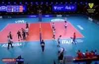 خلاصه بازی والیبال آلمان - روسیه