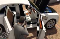 خودرو رولز رویس گوست 2014 برای GTA V