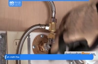 آموزش تعمیر ظرفشویی - تعویض سوپاپ شناور