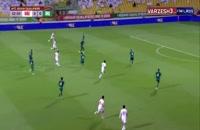 خلاصه بازی امارات 2 - عراق 2