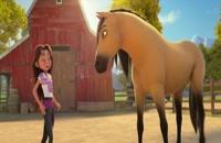 دانلود انیمیشن اسپریت: رام نشده 2021