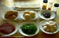 لذت آشپزی - سمبوسه Samboose
