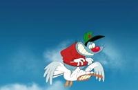 انیمیشن اوگی و سوسک ها (فصل 3-ق28)-Hold Up