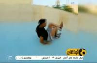 قهرمانی پارکورکار جوان ایرانی در رقابت های جهانی
