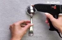 آموزش کاردستی با چسب حرارتی