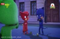 انیمیشن گروه شب نقاب تخم مرغ های بدبو