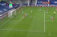 خلاصه بازی فوتبال وست برومویچ 3 - چلسی 3