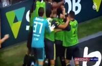 عملکرد رینیر ژسوس هافبک رئال مادرید