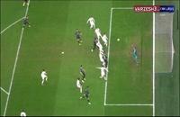 خلاصه مسابقه فوتبال اینتر 4 - بنونتو 0