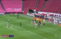 خلاصه مسابقه فوتبال آژاکس 4 - امن 0