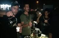 Arbaeen Con Sheij Qomi 06, Café Iraqui Por TODOS LADOS | #Arbaeen #Arbaeen_con_Sheij_Qomi