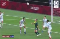 خلاصه بازی فوتبال استرالیا - آرژانتین