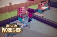 بازی Little Big Workshop شبیه ساز