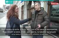 آموزش حروف نوشتاری زبان روسی در منزل