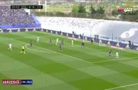 خلاصه مسابقه فوتبال رئال مادرید 2 - ایبار 0