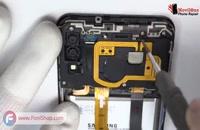 آموزش تعویض باتری گوشی سامسونگ M20 - فونی شاپ