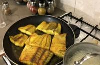 آموزش سس ماهی زعفرونی فراموش نشدنی ترین طعم ماهی | Microsoftco.ir