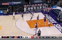 خلاصه بازی بسکتبال فینیکس سانز - میامی هیت
