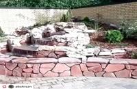 اجرای آبنماهای صخره ای باسنگهای صخره ای بااستادکاران ماهر 09124026545