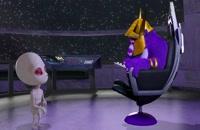 انیمیشن سینمایی پاندا در برابر بیگانگان