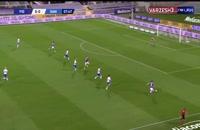 خلاصه بازی فوتبال فیورنتینا 1 - سمپدوریا 2